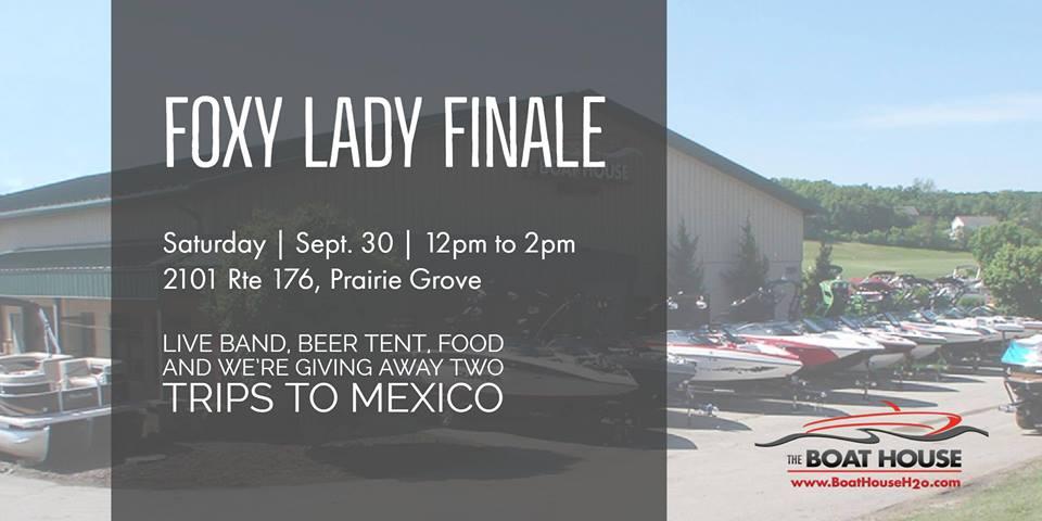Foxy Lady Finale